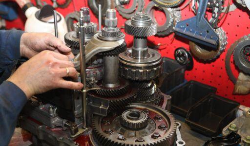Ремонт узлов и агрегатов